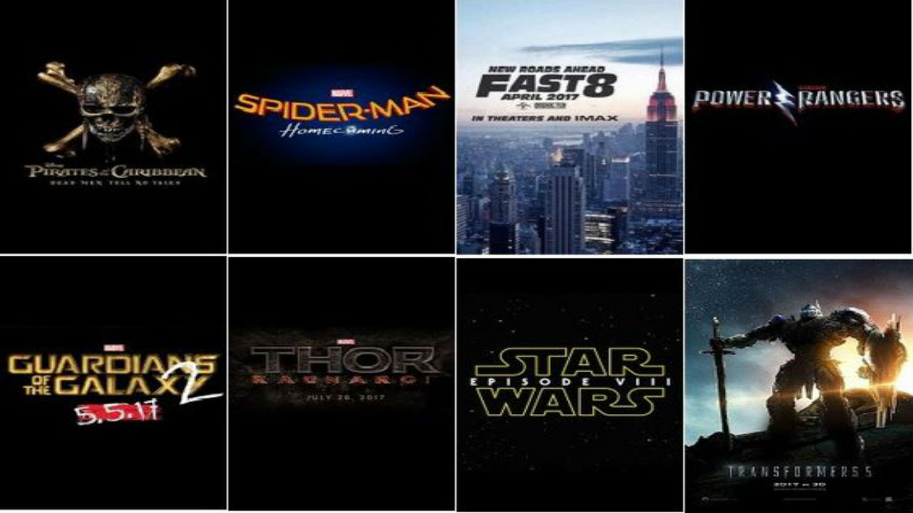 Image result for 2017 year of the movies
